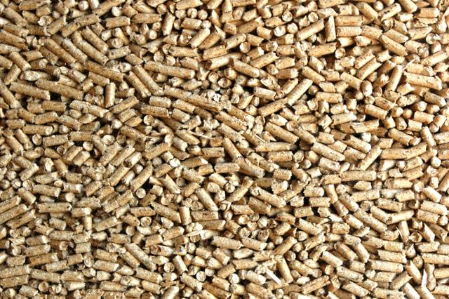 Vente de pellets