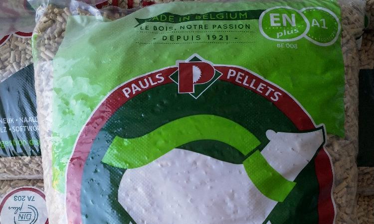 Pellet Pauls - 70 sacs